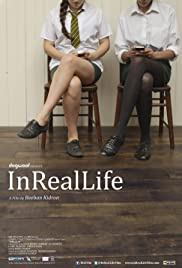 InRealLife (2013) Poster - Movie Forum, Cast, Reviews