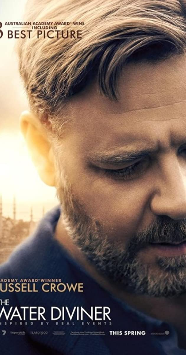 The Water Diviner 2014 Movie poster