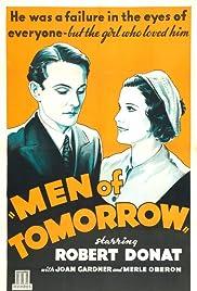 Men of Tomorrow Poster