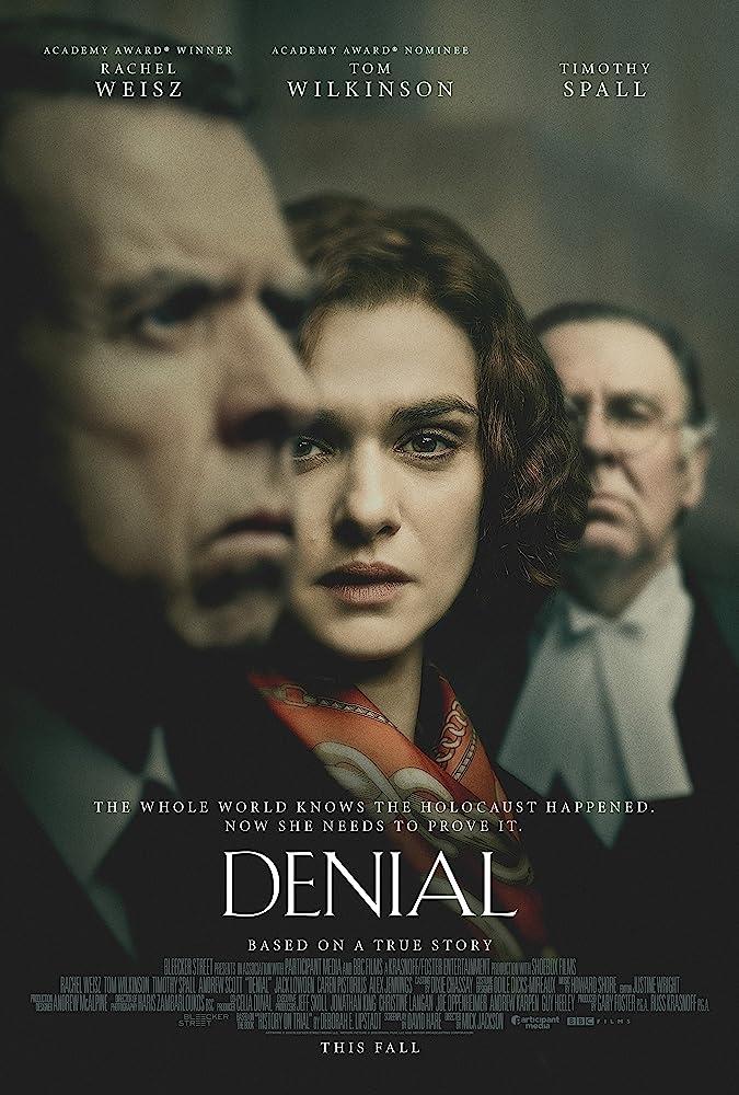 Denial 2016 1080p HEVC BluRay 300MB Movies