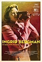 Primary image for Ingrid Bergman: In Her Own Words