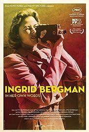 Ich bin Ingrid Bergman