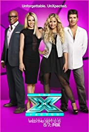 The X Factor Poster - TV Show Forum, Cast, Reviews