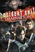 Primary image for Resident Evil: Damnation