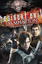 Resident Evil: Damnation (2012) Poster