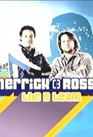 Merrick & Rosso: The B-Team Poster