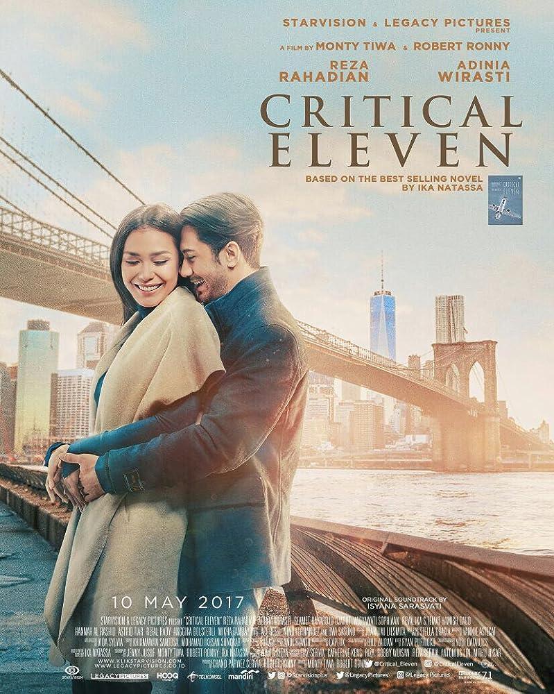 Nonton Critical Eleven (2017)