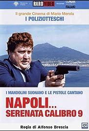 Napoli serenata calibro 9 Poster