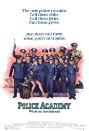 Police Academy Poster
