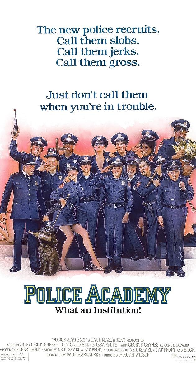 Police Academy 1 Stream