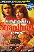 Strandhugg i somras (1972) Poster