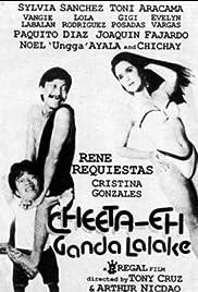 Cheeta-eh: Ganda lalake? Poster