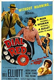 Dial Red O Poster
