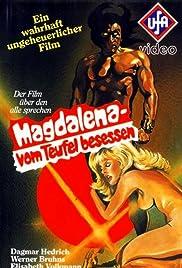 Magdalena, vom Teufel besessen Poster