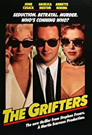 The Grifters (1990) Poster - Movie Forum, Cast, Reviews