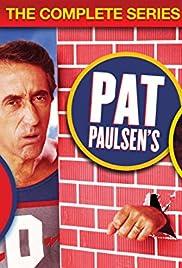 Pat Paulsen's Half a Comedy Hour Poster