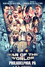 Ring of Honor War of the Worlds 2015