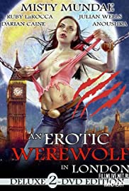 An Erotic Werewolf in London Poster