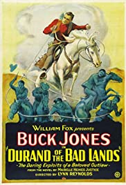 Durand of the Bad Lands Poster