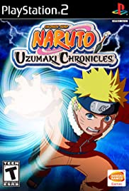 Naruto: Uzumaki Chronicles Poster