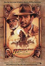 Indiana Jones and the Last Crusade (1989) Poster - Movie Forum, Cast, Reviews