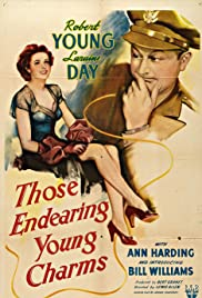 Those Endearing Young Charms (1945) Poster - Movie Forum, Cast, Reviews