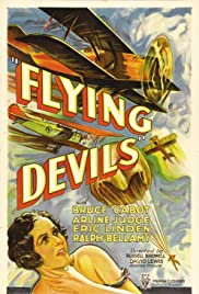 Flying Devils Poster