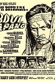 Abdul Tapang Poster