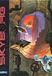 Skyborg Into the Vortex Poster