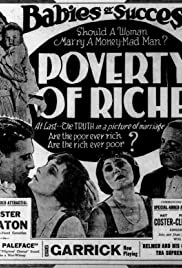 The Poverty of Riches Poster