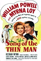 Primary image for Song of the Thin Man