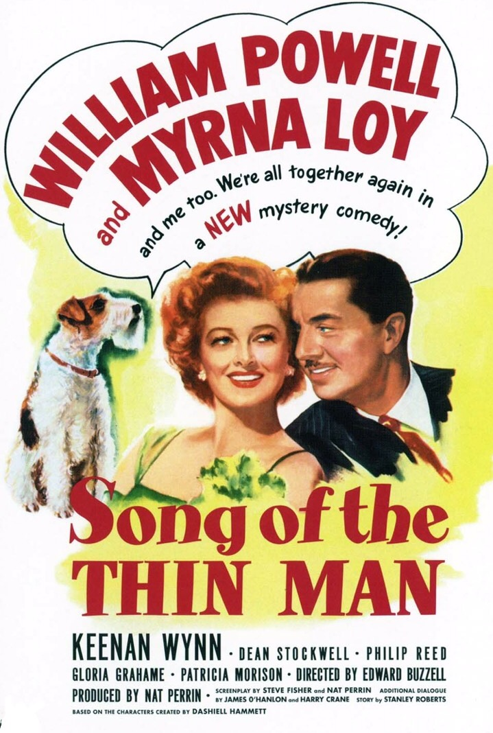 image Song of the Thin Man Watch Full Movie Free Online