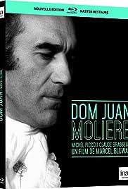Dom Juan ou Le festin de pierre Poster