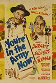You're in the Army Now (1941) Poster - Movie Forum, Cast, Reviews