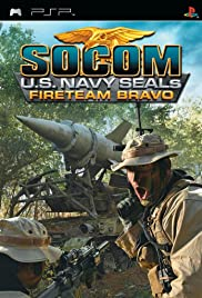 SOCOM: U.S. Navy SEALs Fireteam Bravo Poster