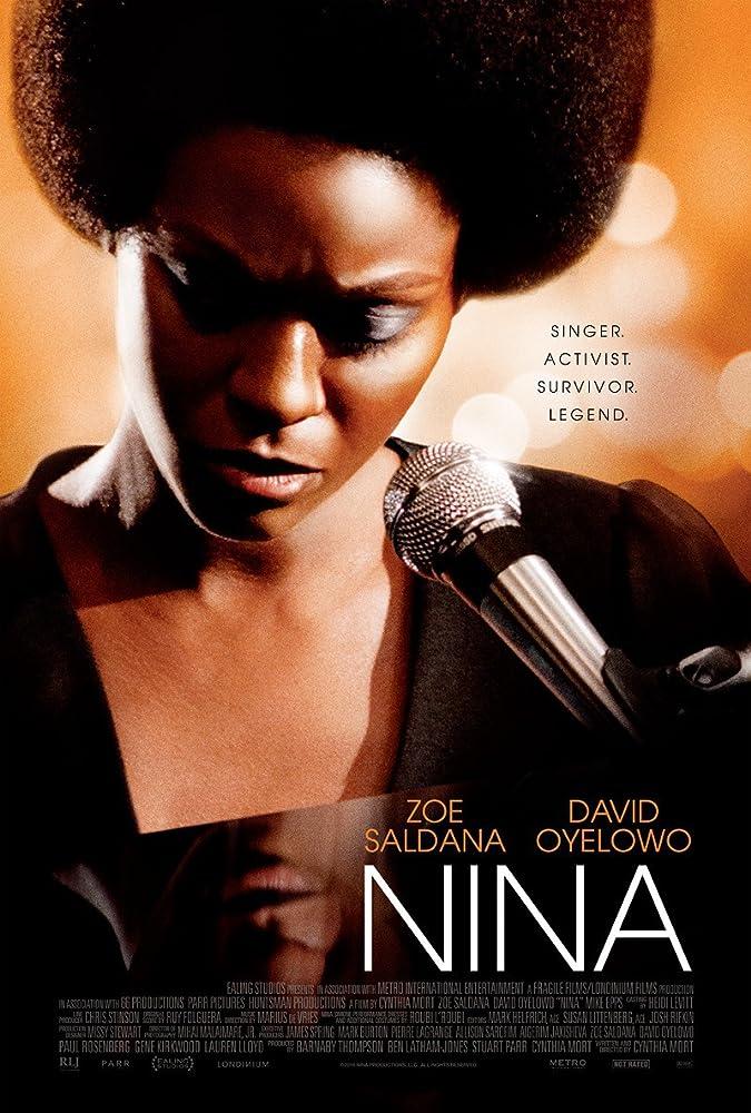 Zoe Saldana-Led Nina Simone Biopic Gets an Official Release Date ...