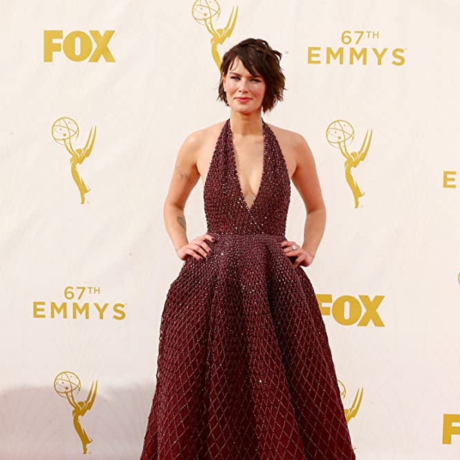 Lena Headey at an event for The 67th Primetime Emmy Awards (2015)