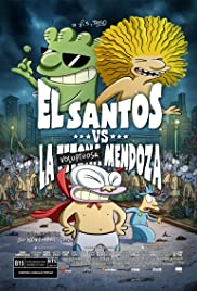El Santos vs la Tetona Mendoza(2012) Poster - Movie Forum, Cast, Reviews