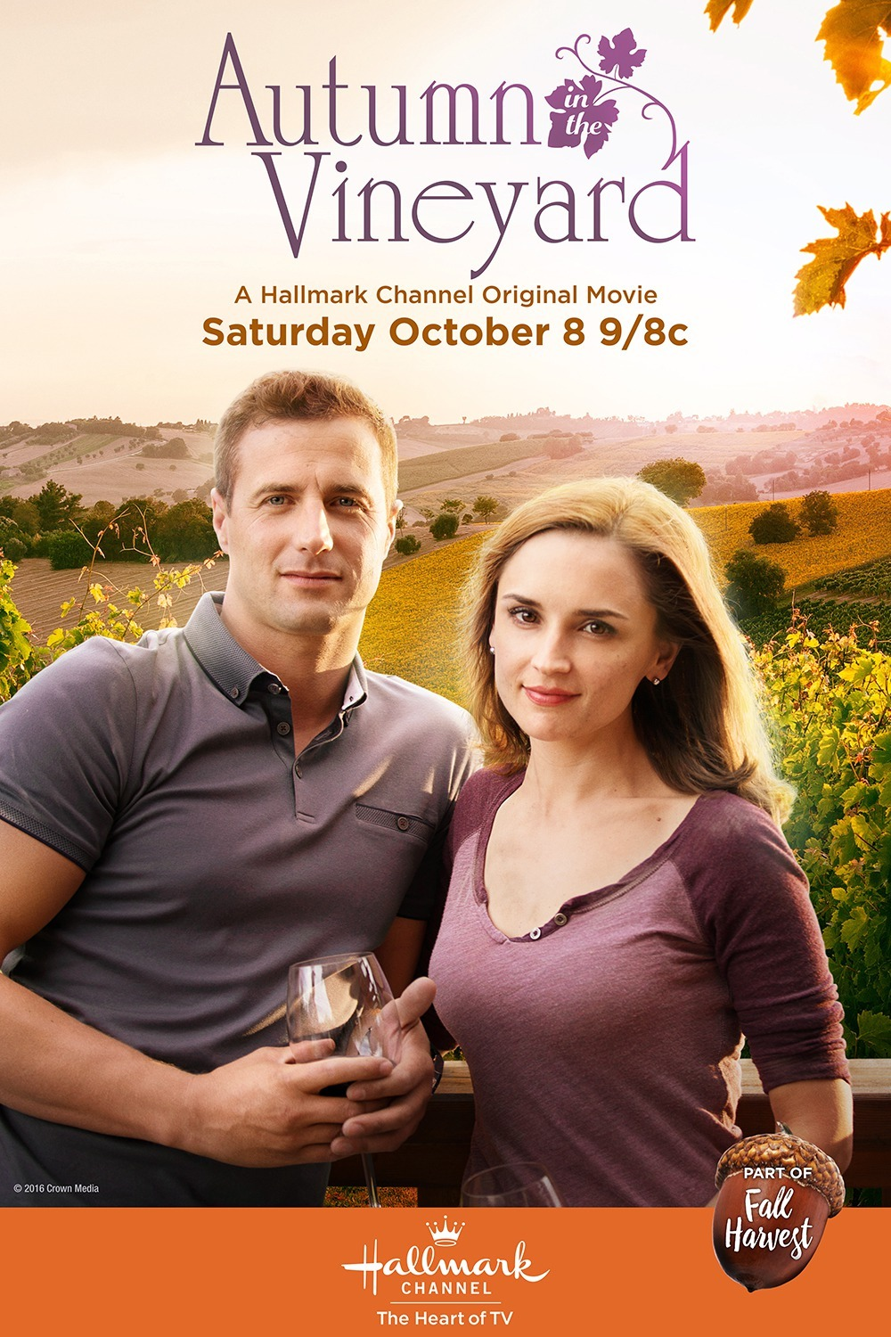 image Autumn in the Vineyard (2016) (TV) Watch Full Movie Free Online