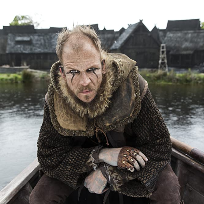 Gustaf Skarsgård in Vikings (2013)