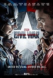 Captain America: Civil War (2016) poster