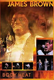 James Brown: Body Heat Poster