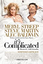 It's Complicated (2009) Poster