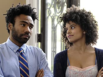 "Donald Glover and Zazie Beetz in ""Atlanta"""