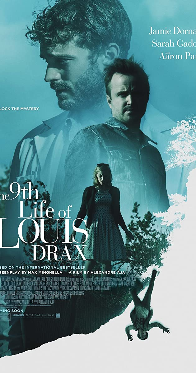 The 9th Life of Louis Drax (2016) Web DL 720p