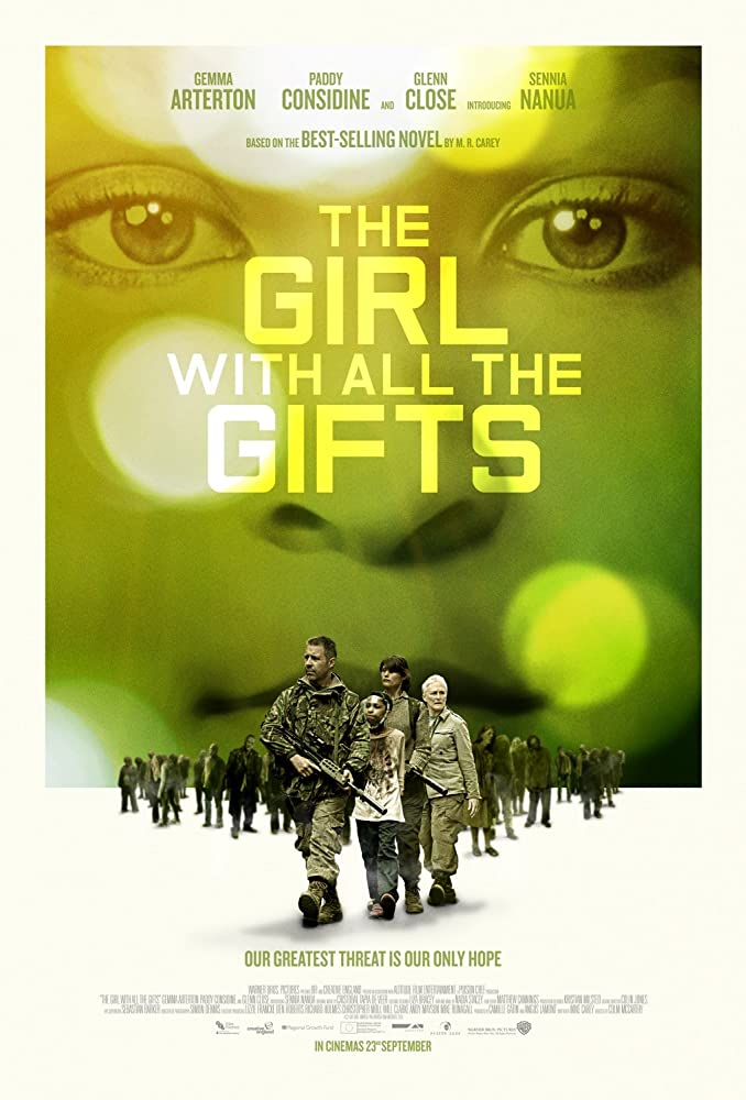 The Girl with All the Gifts 2016 1080p BluRay 600MB
