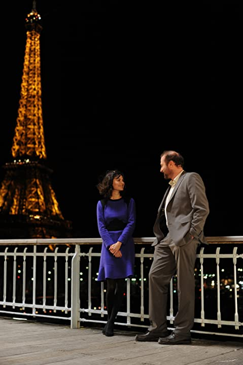 Audrey Tautou and François Damiens in Delicacy (2011)