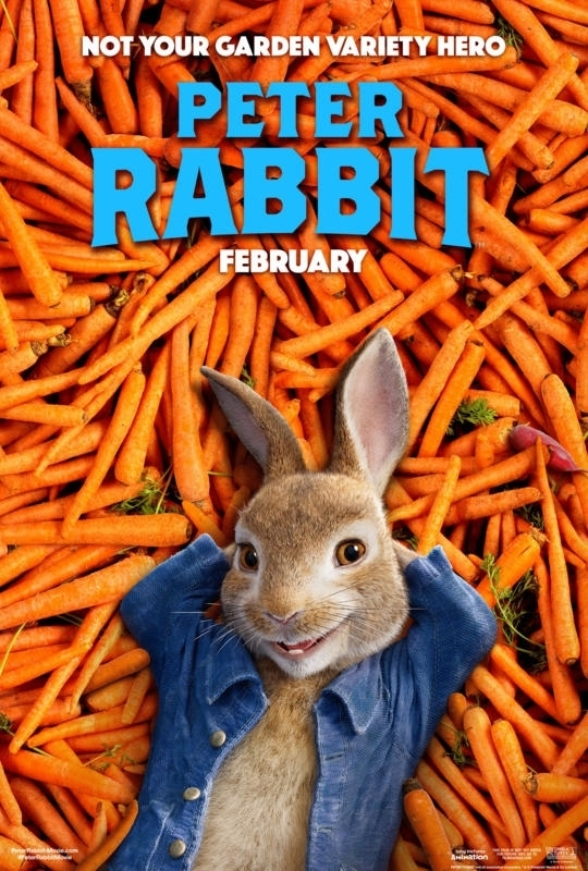 კურდღელი პიტერი / Peter Rabbit