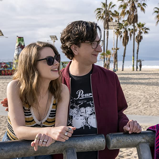 Paul Rust and Gillian Jacobs in Love (2016)