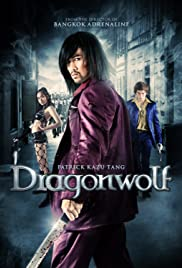 Dragonwolf Poster